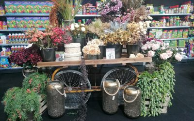 Eden Garden presente en Iberflora 2019